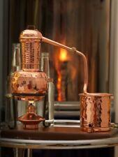 CopperGarden Destillieranlage Arabia 0,5L mit Aromasieb - Mini Tisch-Destille