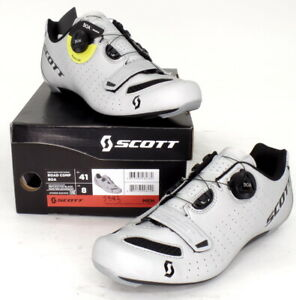 Scott Road Comp Boa Cycling Shoes Reflective Men's Size 8 US / 41 EU
