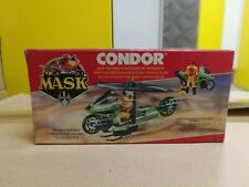 M.a.s.k. kenner CONDOR EUROPE BOX
