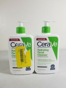 CeraVe Hydrating Facial Cleanser For Normal To Dry Skin - 16oz.