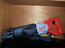 Milwaukee 12 Amp Sawzall Reciprocating Saw  6509-31 Comes with plastic case NEW