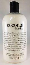 Philosophy Coconut Frosting Shower Gel 16 oz