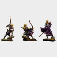 FENRYLL 3 etapas de la Elf X 3 figuras