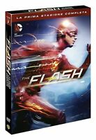 The Flash - Serie Tv - Stagione 1 - Cofanetto Con 5 Dvd - Nuovo