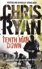 Chris Ryan Tenth Man Down, Book, New  Paperback