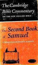 The Second Book of Samuel (Cambridge Bible Commentaries on the Old Testament)
