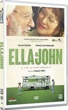 Dvd Ella & John - The Leisure Seeker - (2017) *** Contenuti Extra *** ....NUOVO