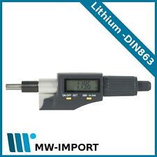 Digitale Einbaumessschraube 0-25 mm, 10-000-250-900-P