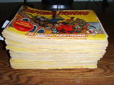 Lote 152 Tebeos EL CAPITÁN TRUENO (Editorial Bruguera) 1957 Originales