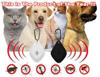 Hot Sell Ultrasonic Flea Tick Repeller For Dog Cat
