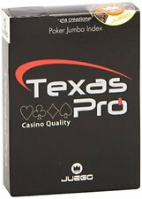 1 Mazzo carte Texas Hold'em Pro - Juego