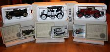 National Motor Museum History of Chevrolet Cars Set of 3 SS-C5080Z