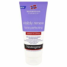 Neutrogena Visibly Renew Tone Perfecting Body Serum, 200 ml