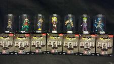 Batman Domez Blind Box Figure Complete Set of 7 Series 1 Zag Chase Harley Robin