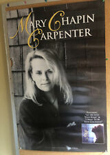 Mary Chapin Carpenter Promo Poster A Place In The World