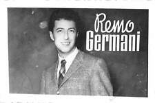 B55373 Remo Germani Acteurs Actors 9x7cm