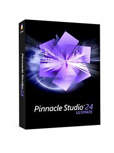 pinnacle studio ultimate 24 - FAST E-delivery - full lifetime activation