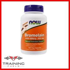 Now Foods Bromelain 500mg 60 Veg Capsules, Healthy Digestion, Joint Support