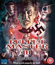 Puppet Master III - Toulons Revenge Blu-Ray