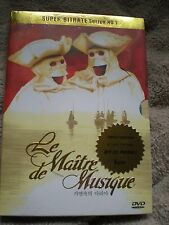 LE MAITRE DE MUSIQUE NEW DVD + CD Music Teacher *English Subtitles* All Region 0