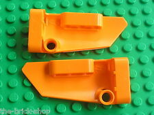 LEGO TECHNIC Orange panel fairing small 3 & 4 ref 64683  64391 / set 8110 66433