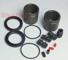 Mercedes E Class W211 FRONT Brake Caliper Seal & Piston Repair Kit (2) BRKP95