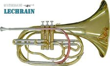 Marching French Horn, corno francese, con valigetta
