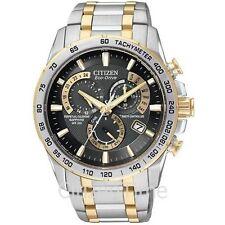 -NEW- Citizen AT4004-52E Atomic, Chrono, Eco-Drive Watch