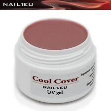 30ml CAMOUFLAGE GEL DE BASE nail1eu Cool Cover / UV construction-gel d'ongles