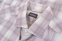 $395 NWT Current Ermenegildo Zegna Size Large Multicolor Dress Casual Shirt New