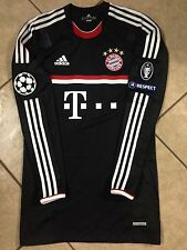 Germany bayern Munich Player Issue Techfit 6  Uefa Trikot Jersey football shirt