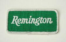 Vintage Remington Guns Rifle Hunting Patch New Nos 1980s