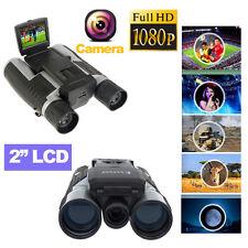 "EYOYO FS608 2"" Screen 5MP HD 1080P Video Recorder 12X32 Optical Telescope Camera"