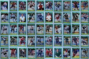 1991 Classic Draft Picks Hockey Cards Complete Your Set You U Pick From List