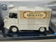 1:18 Solido Citroen HY Brocante NEU NEW
