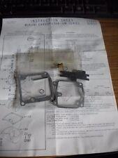 NOS Suzuki AC50 AS50 M12 M15 RV90 MT50 Carburetor Carb Repair Overhaul Kit