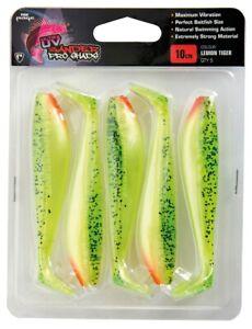 Fox Rage Zander Pro Ultra UV Lure 5 Pack *All Models Sizes* Predator Fishing NEW