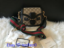 Gucci//Perfect//Changeable//Strap//Lady//Web//26cm//Black//Shoulder//Bag
