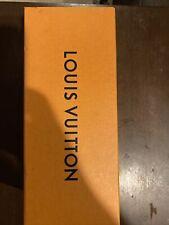 Louis Vuitton Cologne Box
