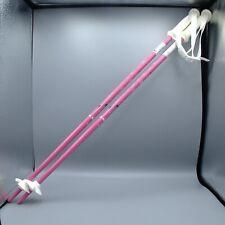 Skistöcke 70cm Kinder TECNOPRO Skitty Jr. pink unbenutzt