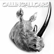 Calling All Cars - Raise The People [CD]