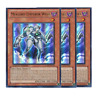 x3 Meklord Emperor Wisel - JUMP-EN053 - Ultra Rare - Limited Edition