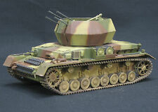 ITALERI FLAKPANZER WIRLDWIND   PRO BUILT AND  PAINTED 1/35