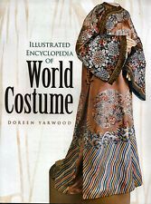Encyclopedia of World Fashion & World culture NEW fashions ancient to modern