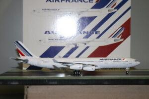 JC Wings 1:200 Air France Airbus A340-300 F-GLZJ (XX2287) Die-Cast Model Plane