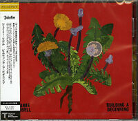 JAMIE LIDELL-BUILDING A BEGINNING-JAPAN CD Bonus Track E51