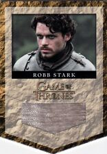 Game of Thrones Season 2 RS3 Robb Stark House Banner Relic Card 157/375