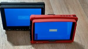 Two 7 inch DSLR Field Video monitors. One Freeworld FW759 & One Lilliput A7s