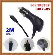 Micro USB Car  Charger for MOTOROLA Defy XT910 RAZR M