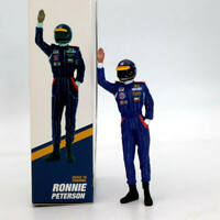 TSM Model Ronnie Peterson Figurine Type II 1977 Team Tyrrel 1/18 Limited Edition